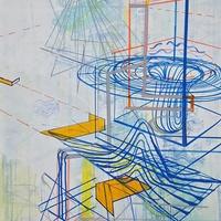 Barry Whistler Gallery presents Lorraine Tady: Sparklines