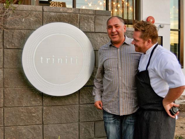 News_Triniti Restaurant_Fred Zennati_Ryan Hildebrand