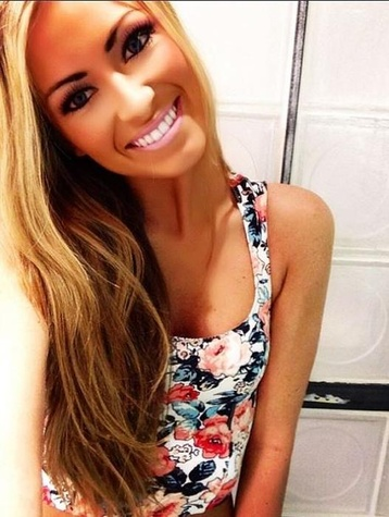 Colleen Crowley/Johnny Manziel Girlfriend