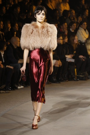 Marc Jacobs, Mercedes-Benz Fashion Week, February 2013