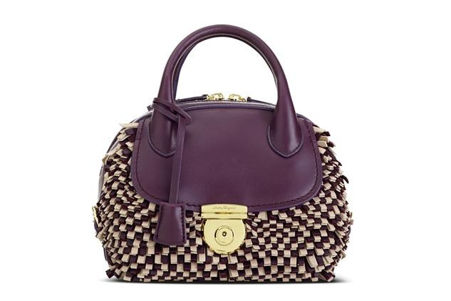 Ferragamo Fiamma handbag