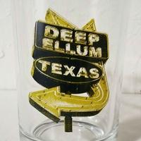 Deep Ellum Mimosa Glass