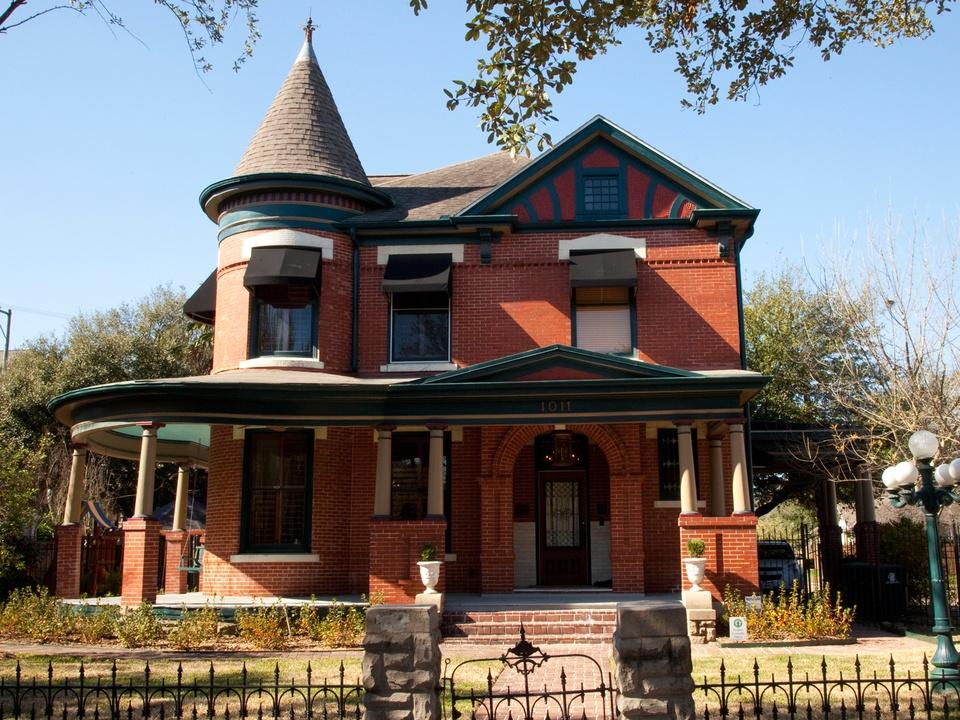 Houston Heights Association Spring Home & Garden Tour April 2015 1011 Heights Blvd.