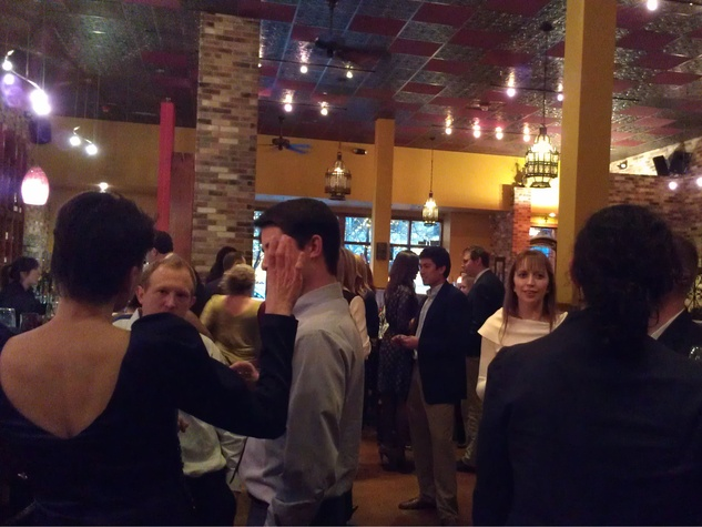 Austin Lyrics Opera's Tosca Opera Young professionals gathering