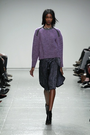 Rebecca Taylor look 23 fall 2014 collection