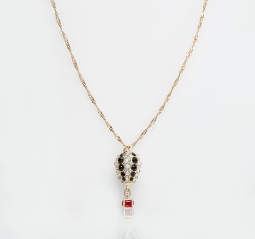 White House Black Market benefit necklace