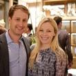 16 1761 Bradley Scott Eisemann and Erin Kronberg at the Lucchese Grand Opening February 2015