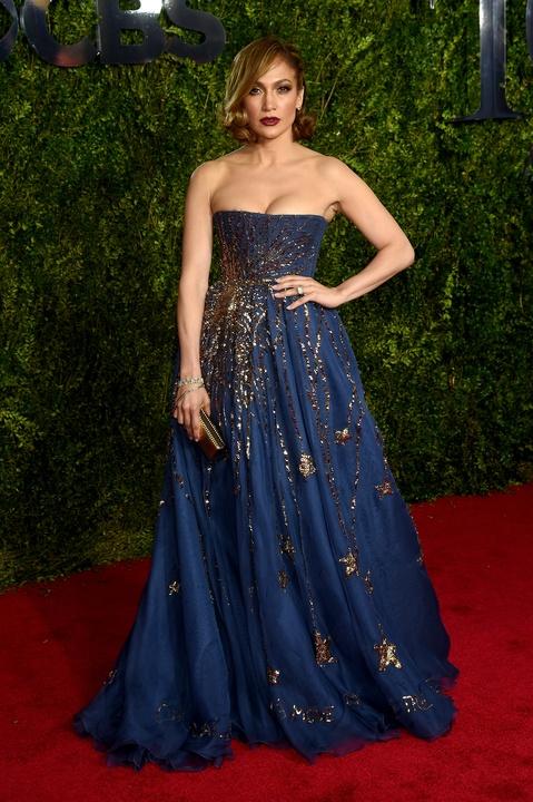Tony Awards 2015 Jennifer Lopez