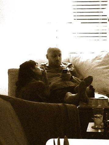 Cameron Dezen Hammon, husband, cancer diagnosis, October 2012