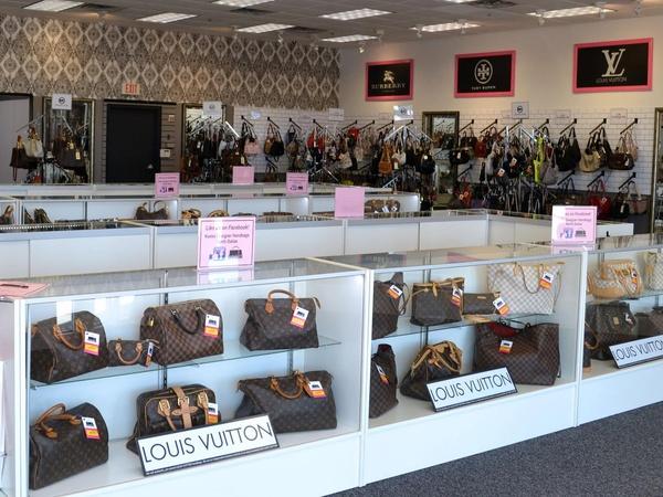 North Dallas Re Puts Louis Vuitton Handbags Within Reach Culturemap