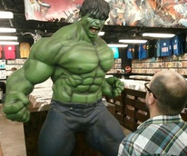 Austin Photo: News_Free Comic Book Day_Hulk