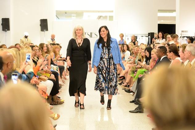 Recipe for Success Fashion Gene Awards, May 2015, Teressa Byrne-Dodge, Taylor Byrne Dodge