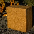 Photo of coconut coir brick