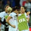 u.s. women's soccer loss
