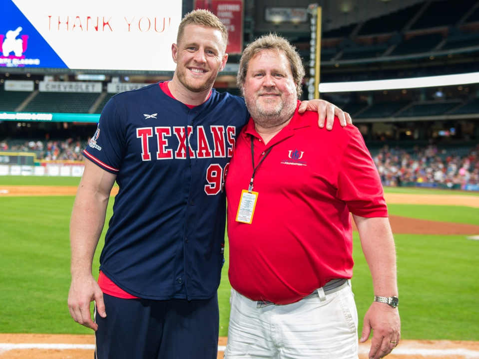 Houston, J.J. Watt Charity Classic, May 2017, JJ watt, John Watt