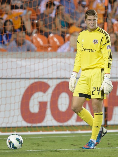 Marcy, most eligible, Tyler Deric, Dynamo, soccer, March 2013