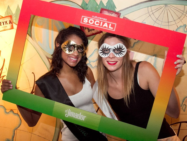 CultureMap Social with el Jimador Tequila Girls
