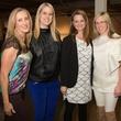 Lynn Born, Andria Kushan, Rachel Buxkamper, Megan Adams Brooks, Dallas Contemporary Exhibition Opening