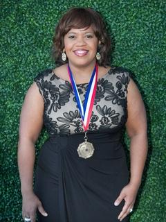 Texas Medal of Arts Awards 2015 Chandra Wilson
