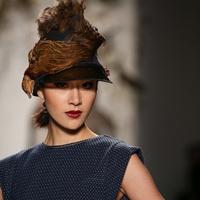 Cesar Galindo, Czar, Mercedes-Benz Fashion Week, February 2013