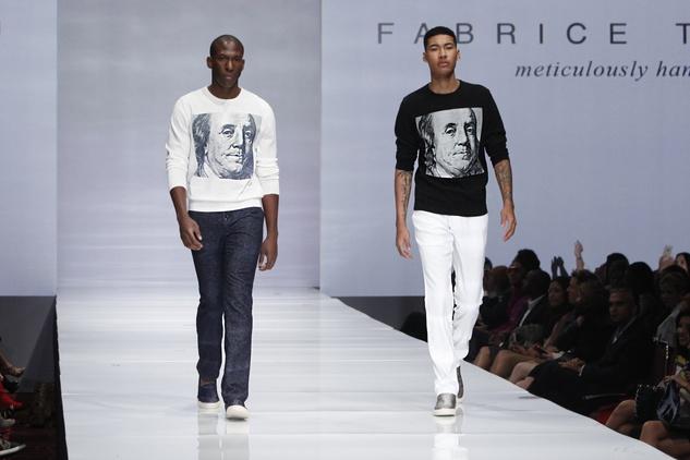 Fabrice Tardieu looks at Fashion Houston