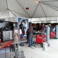 News_Karen_GE Garage_art car_May 2012