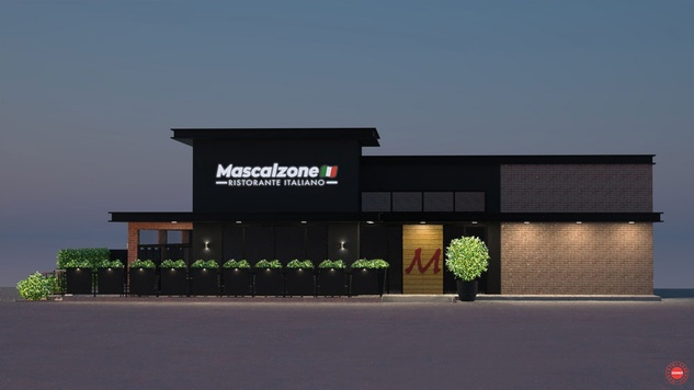 Il Mascalzone Washington rendering