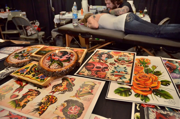 Austin Photo Set: Jon_tattoo revival_jan 2013_11