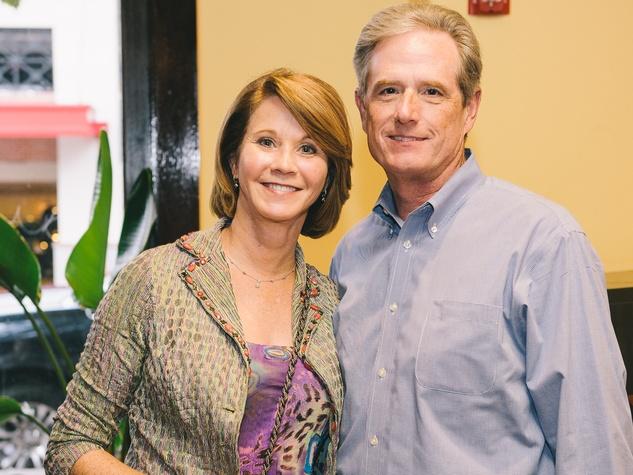 8 Dine Around Houston at Batanga September 2013 Ann Rogers, Mark Looney