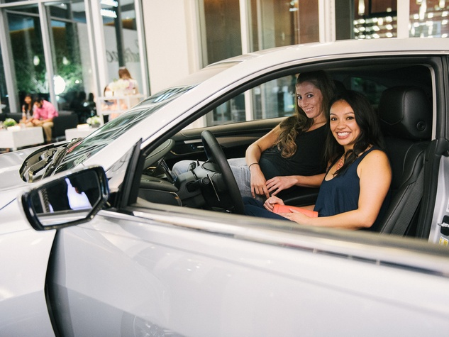 News, Shelby, Sewell Cadillac, ATS Coupe, October 2014, Jackie Pacheco, Vanessa Griego