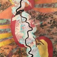 "Moody Gallery presents Liz Ward: ""Watershed"" opening reception"