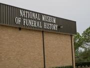 Funeral Museum Exterior