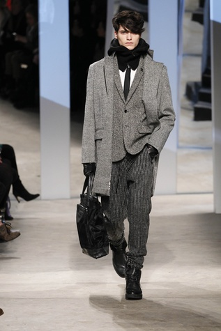 Kenneth Cole look 14 fall 2014