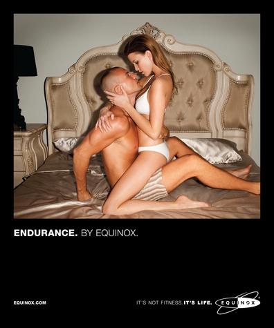 Equinox racy ad