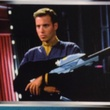 Shepard Ross Star Trek trading card HORIZONTAL