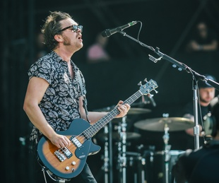 Austin City Limits Festival ACL 2015 Weekend One Day One Royal Blood