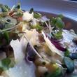 Étoile Cuisine et Bar, salad, October 2012