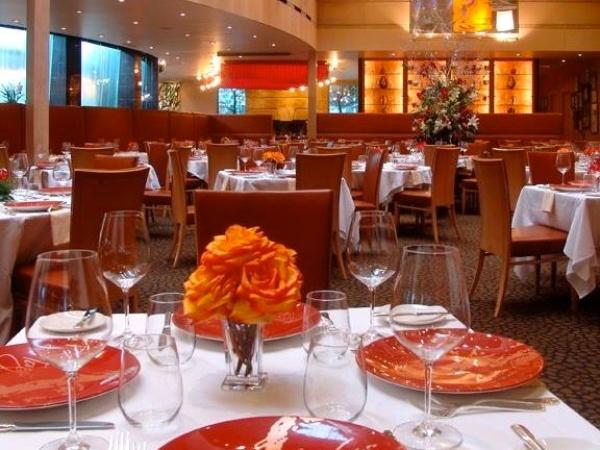 Houston tony s restaurant july interior