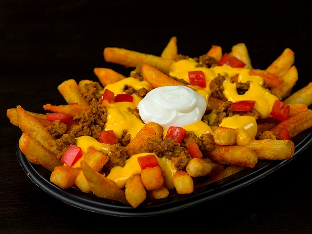 Taco Bell Nacho Fries Drive Thru Gourmet