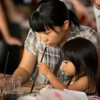 Asia Society Texas Center Creation Station: Ancestor Quest