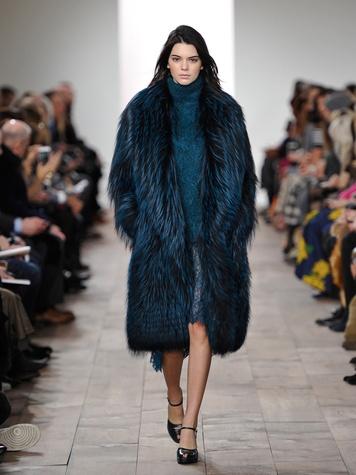 Clifford Pugh Fashion Week New York fall 2015 February 2015 Michael Kors Look 28