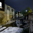 Baldridge Architects Tracing the Line Waller Creek Light Show