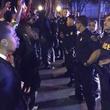 8 Houston Ferguson protest November 2014 Here We Go...Standoff With Houston PD Blocking Us From Hitting Freeway!