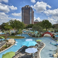 JadeWaters experience at the Hotel Anatole