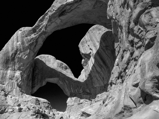 Mark Burns photo of Double Arch
