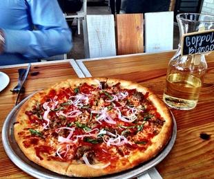 St. Philip Pizza and Wine