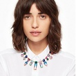 Kate Spade Color Crush Statement Necklace