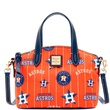 Dooney & Bourke Astros nylon ruby handbag