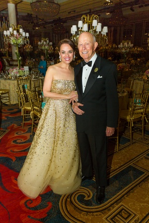 Dallas Crystal Charity Ball, December 2012, Jack Pratt, Aileen Pratt