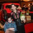 1 Elizabeth DeLuca, left, and daughter Caroline at Camp for All Gala March 2014